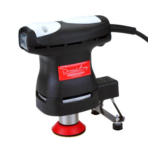 Scratch Away SAW360 polisher 120 Volt