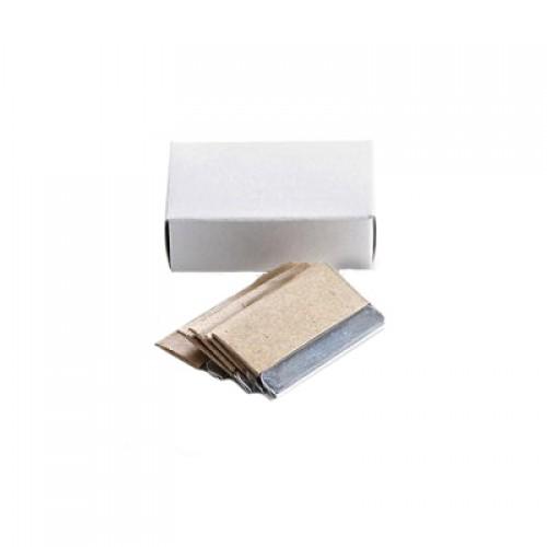 Single edge razor blades 5 pieces (box)