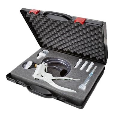 Vacuum Prep-clean system