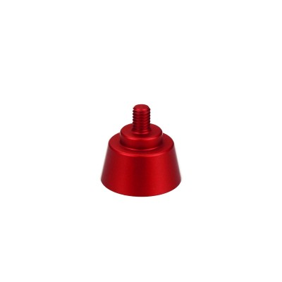 Scratch Away grinding head Ø25mm red