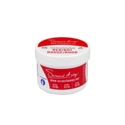 Scratch Away polishing paste Heavy 'Red'