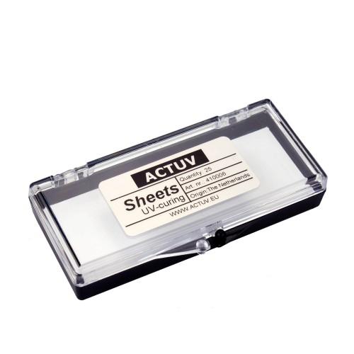 ACTUV UV-curing foil sheets [25 Pcs]