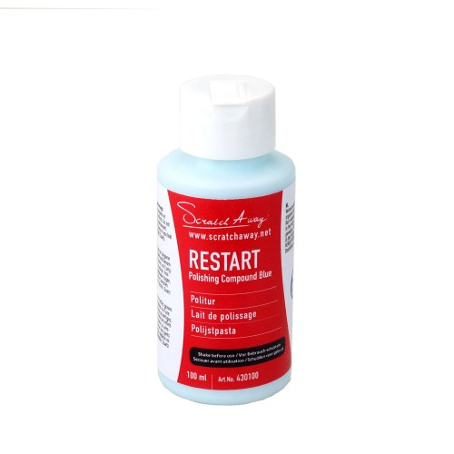 SAW195 Restart blue Polish 100ml